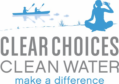 clear choices clean water logo