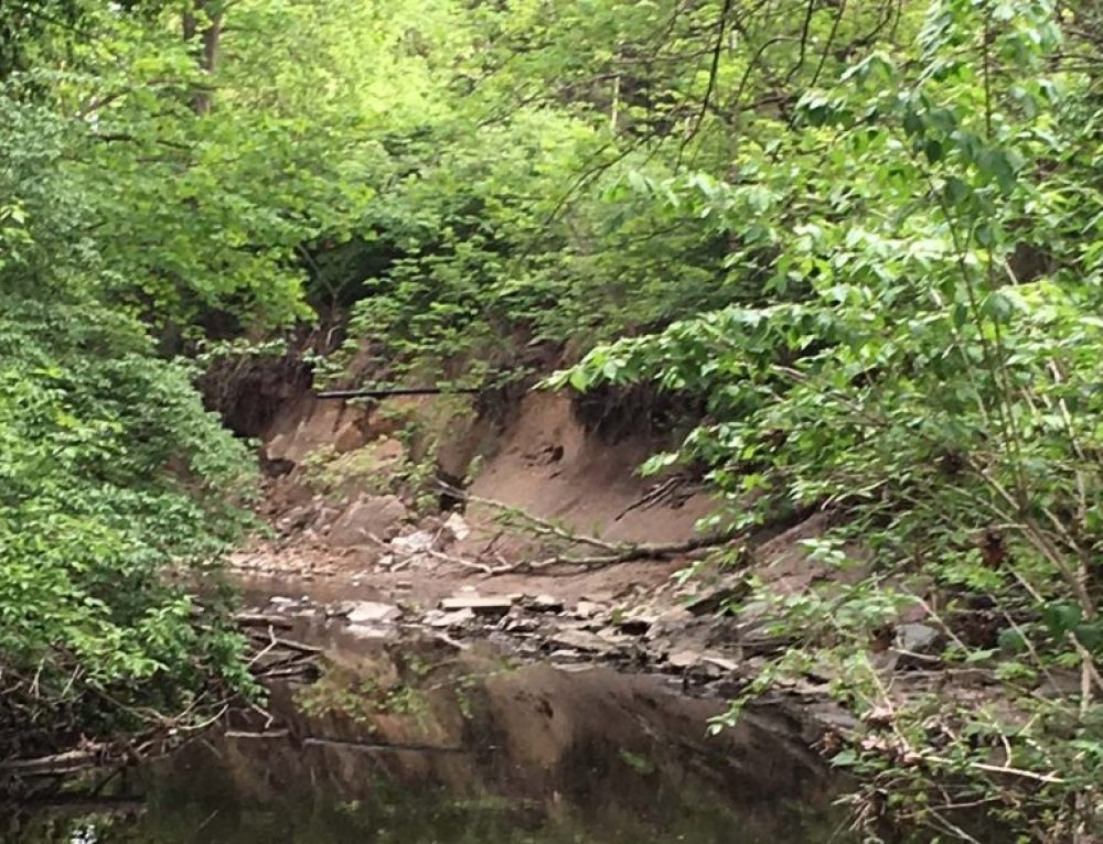 Solving Streambank Erosion Problems in Urban Areas