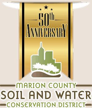 Marion-County-SWCD-50th-anniversary-logo