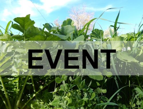 Organic Gardening Workshop April 13 2019
